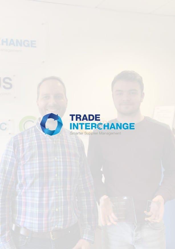 Trade Interchange celebrates Apprentice of The Year win
