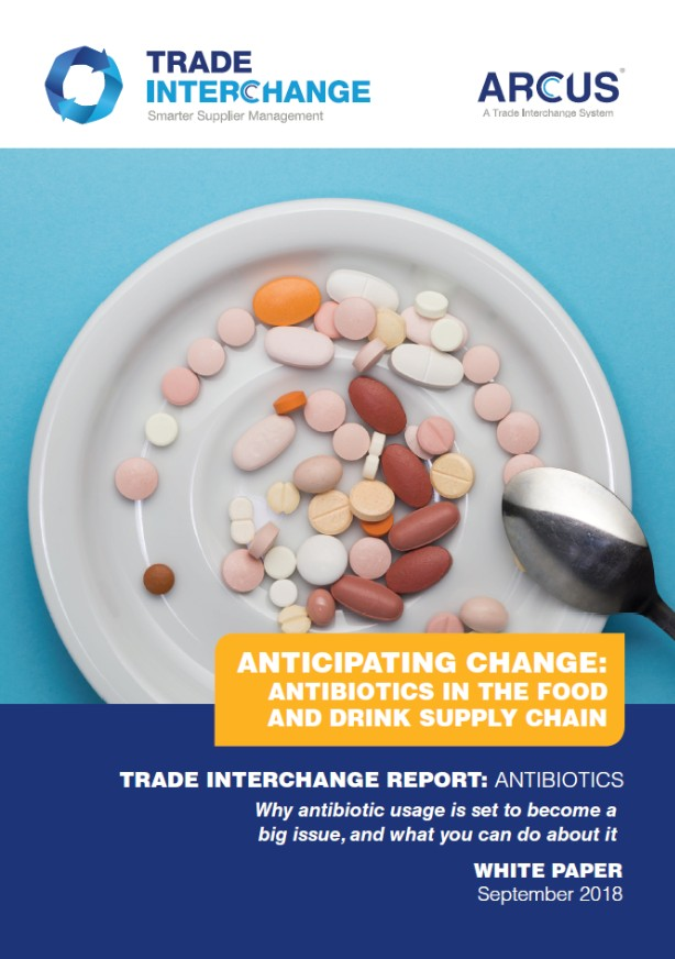 Antibiotics in the Food & Drink Supply Chain