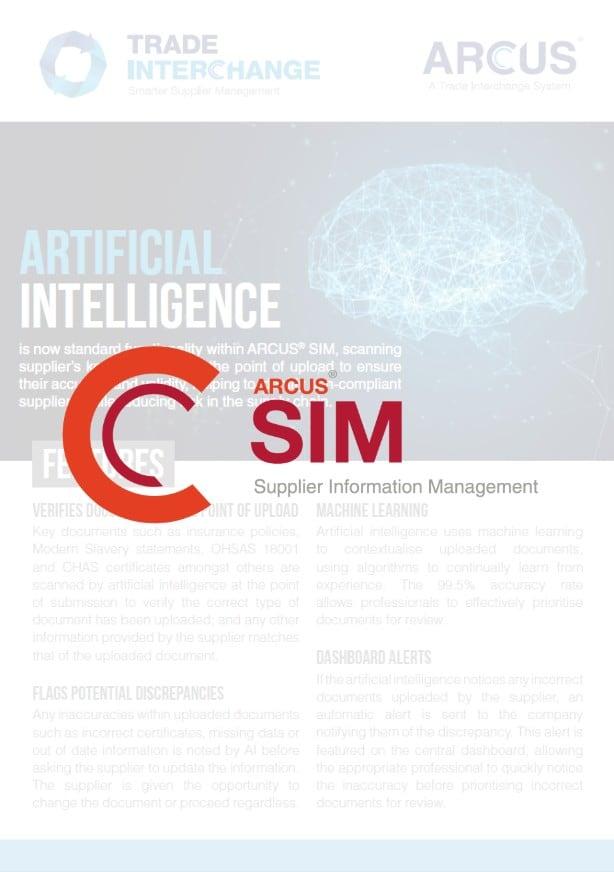 Artificial Intelligence Factsheet