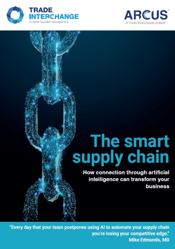 Artificial Intelligence the smart supply chain