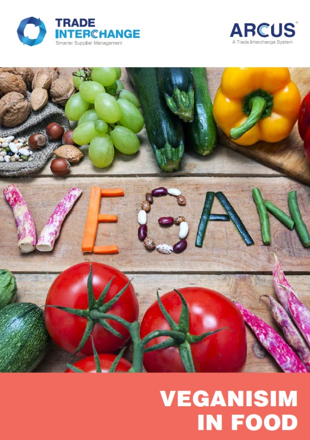 Veganism in Food - The Year of the Vegan