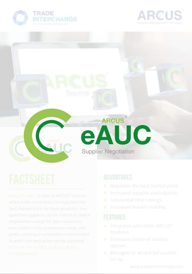 eAUC factsheet
